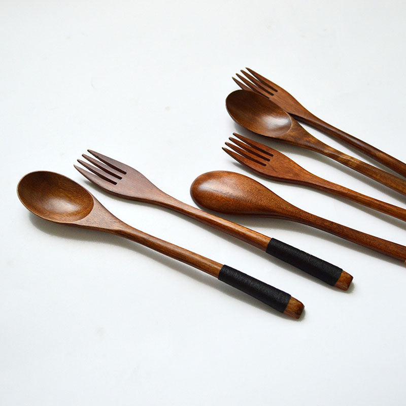 Wooden Table Cutlery | The Brand Decò