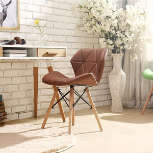Inspirer Studio Cecilia Eiffel Pentagon Dining Chair Style | The Brand Decò