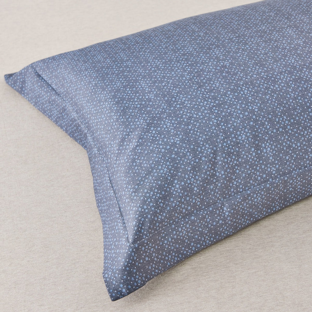 Dallas Pattern Cotton Pillow Sham Set