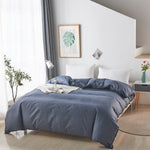 Dallas Pattern Cotton Duvet Cover