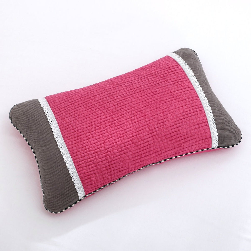 Korean Style Multi-Color Rectangular Buckwheat Pillow