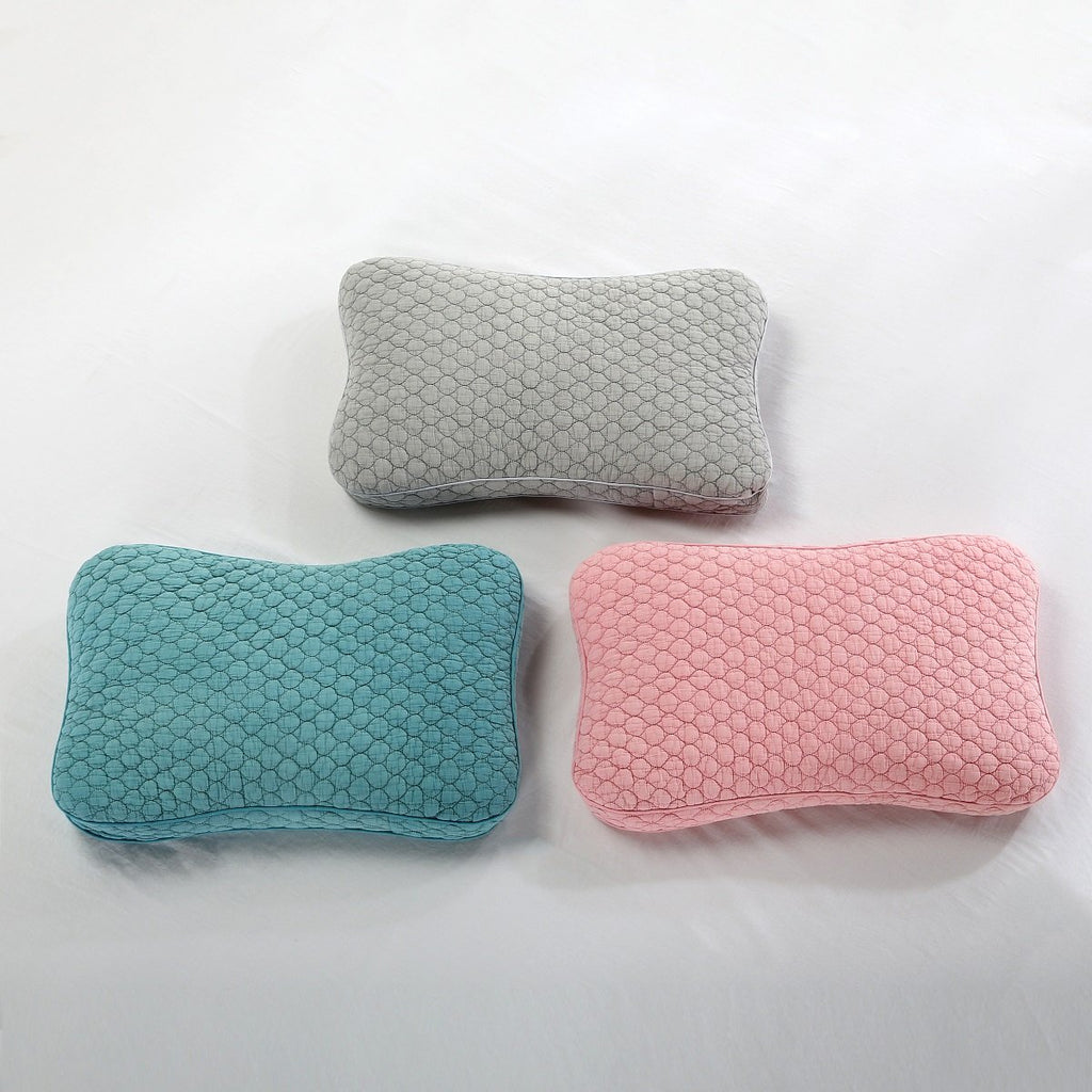 Korean Style Rectangular Buckwheat Hulls Pillow