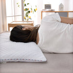 PiloMio Adjustable Buckwheat Pillow - Standard Size
