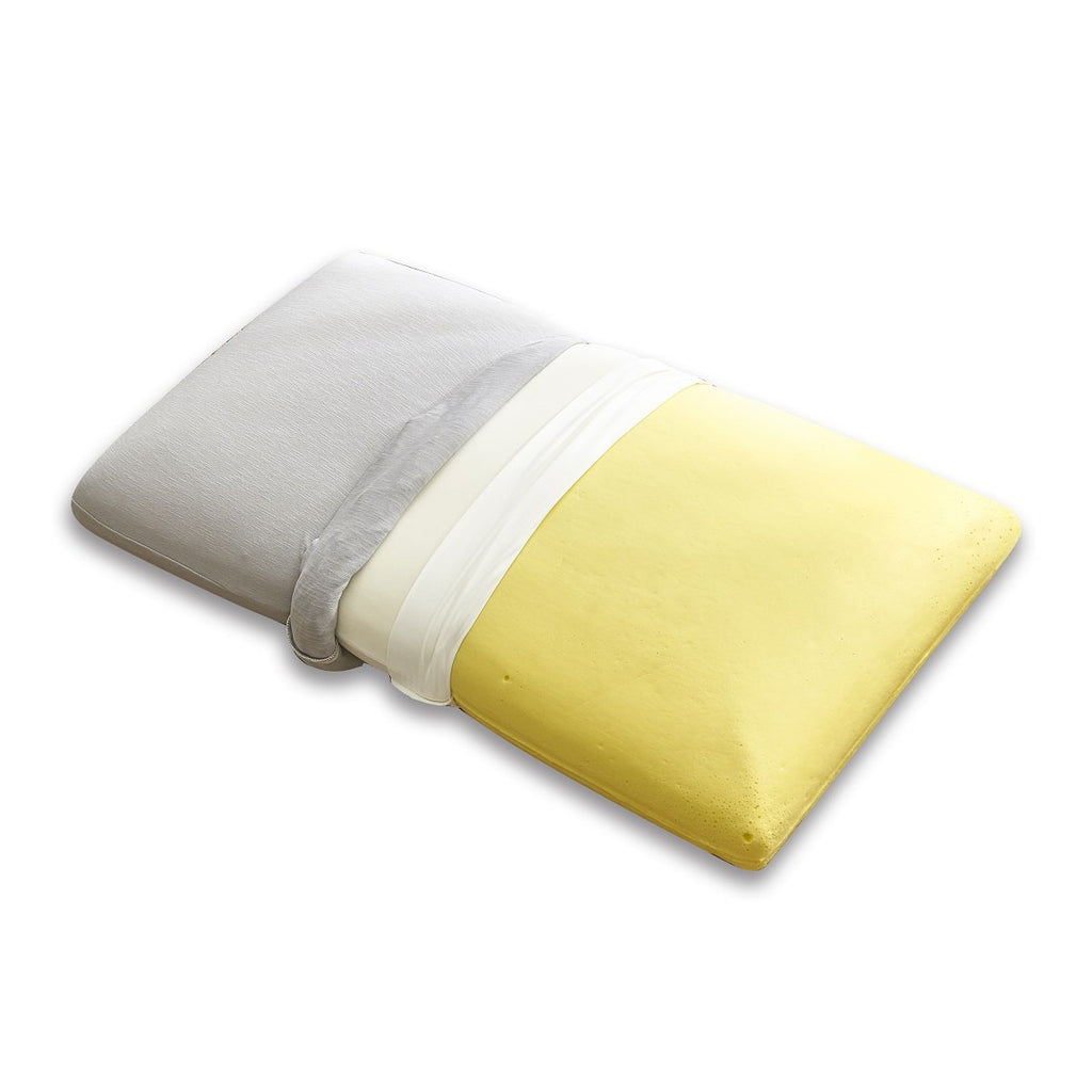 PiloMio Medium-Loft Memory Foam Pillow