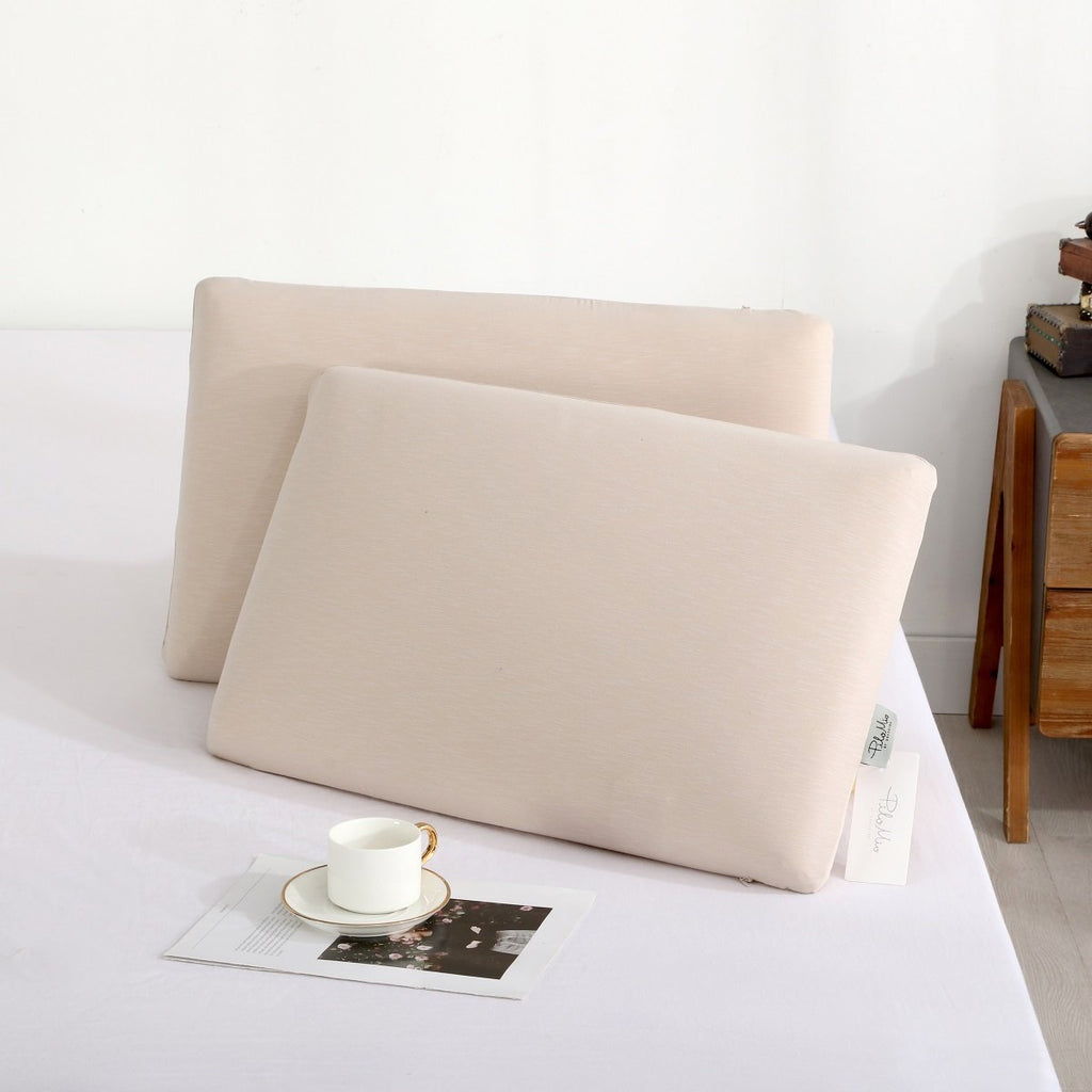 PiloMio Low-Loft Memory Foam Pillow