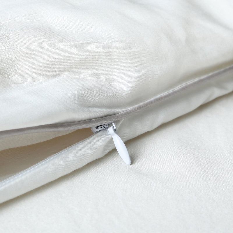 Solid White Extra Weight Australian Wool Winter Duvet Insert