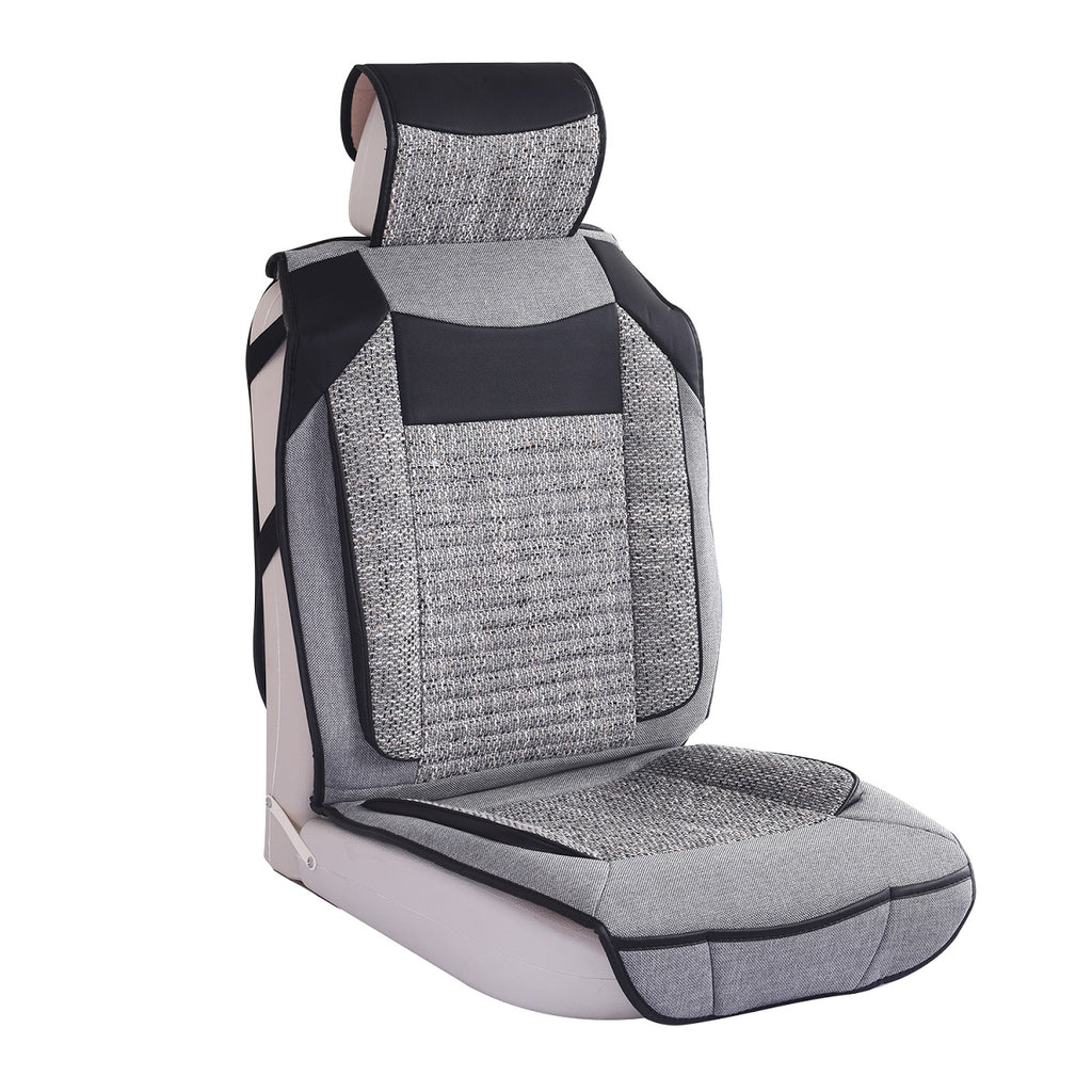 Soothing Drive Senna Polyester Front Car Seat Cover