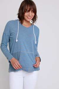 Chandail drop shoulder hoodie