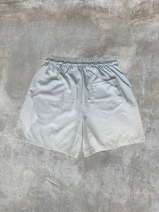 White Monochrome 219 Shorts