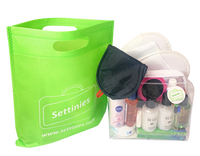 28 Items in 1 Travel Toiletries Set by Settinies