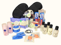 44 Items in 2 Travel Toiletries Set by Settinies