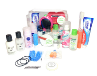 24 Items in 1 for Women Travel Toiletries Set by Settinies