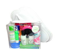 29 Items in 1 for Women Travel Toiletries Set by Settinies
