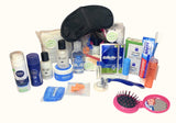 28 Items in 1 for Men Travel Toiletries Set by Settinies
