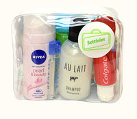 11 Items in 1 Travel Toiletries Set by Settinies