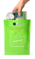 21 items in 1 Travel Toiletries Set by Settinies