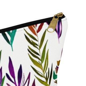 Accessory Pouch w T-bottom Dark Branches