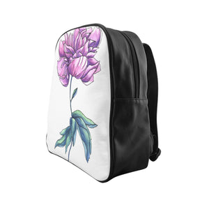 School Backpack Peony