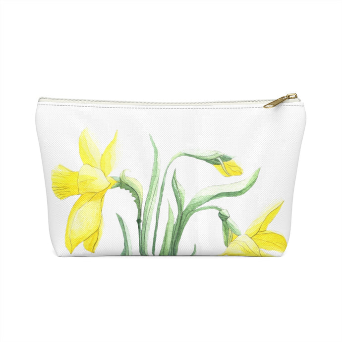 Accessory Pouch w T-bottom Narcissus
