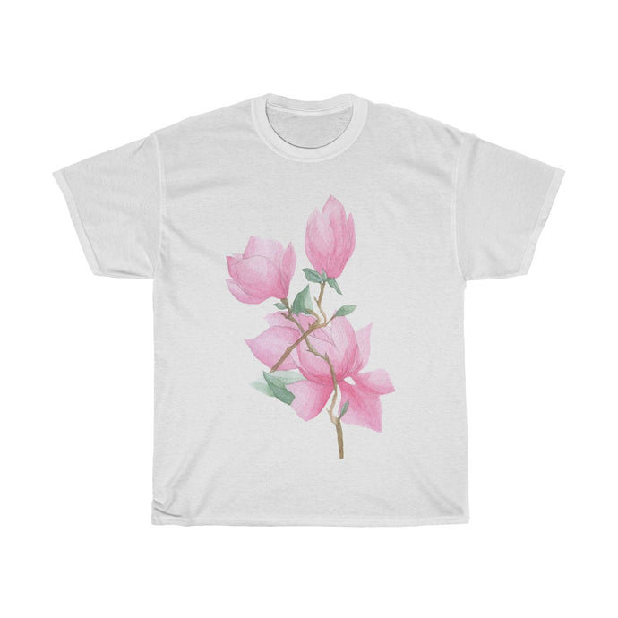 Women's Heavy Cotton Tee Magnolia