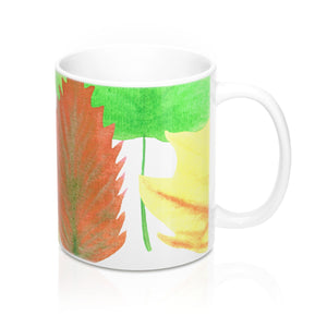 Mug Autumn Leaves 11oz