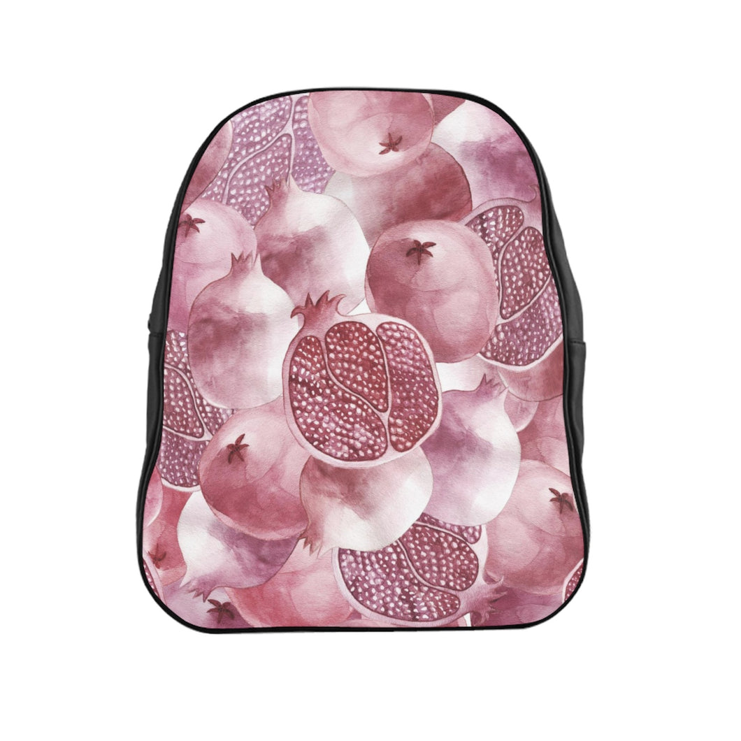 School Backpack Garnet