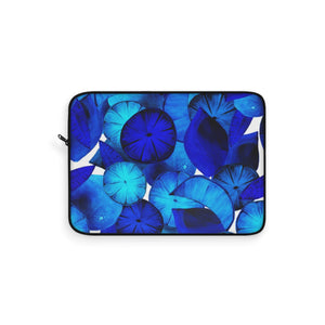 Laptop Sleeve Blue Citrus