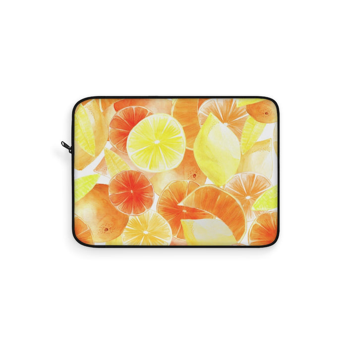 Laptop Sleeve Citrus
