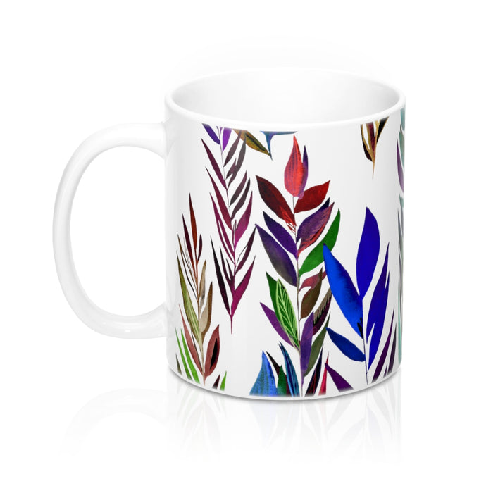 Mug Dark Branches 11oz