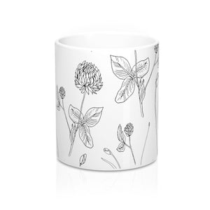 Mug Meadow Clover 11oz