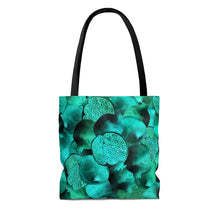 Load image into Gallery viewer, Tote Bag Green Garnet