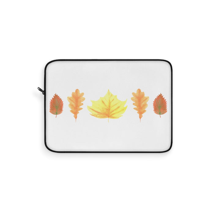 Laptop Sleeve Autumn Leaves Set