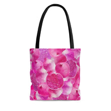 Load image into Gallery viewer, Tote Bag Pink Garnet