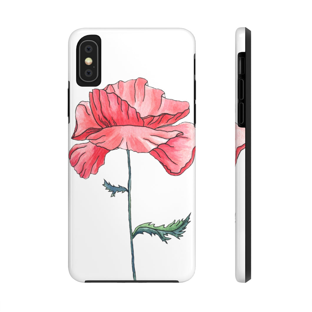Case Mate Tough Phone Cases Poppy