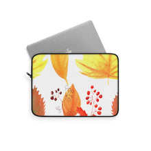 Load image into Gallery viewer, Laptop Sleeve Autumn Leaves and Branches