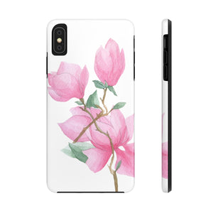 Case Mate Tough Phone Cases Magnolia