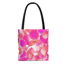 Load image into Gallery viewer, Tote Bag Pink Citrus