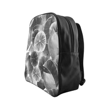 Load image into Gallery viewer, School Backpack Grey Citrus