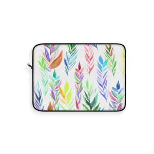Laptop Sleeve Branches With Leaves