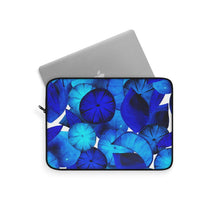 Load image into Gallery viewer, Laptop Sleeve Blue Citrus