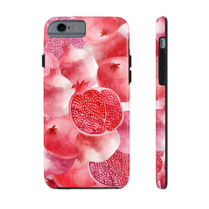 Case Mate Tough Phone Cases Garnet