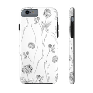 Case Mate Tough Phone Cases Clovers