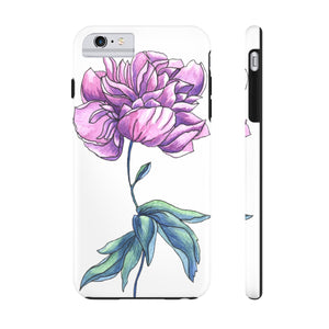 Case Mate Tough Phone Cases Peony