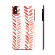 Load image into Gallery viewer, Case Mate Tough Phone Cases Red Leaves