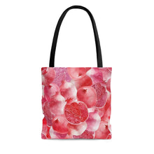 Load image into Gallery viewer, Tote Bag Red Garnet