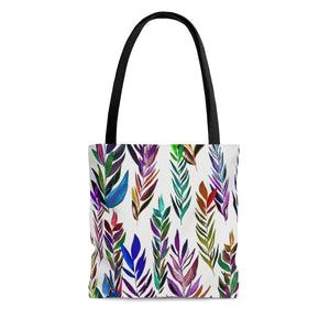 Tote Bag Dark Branches