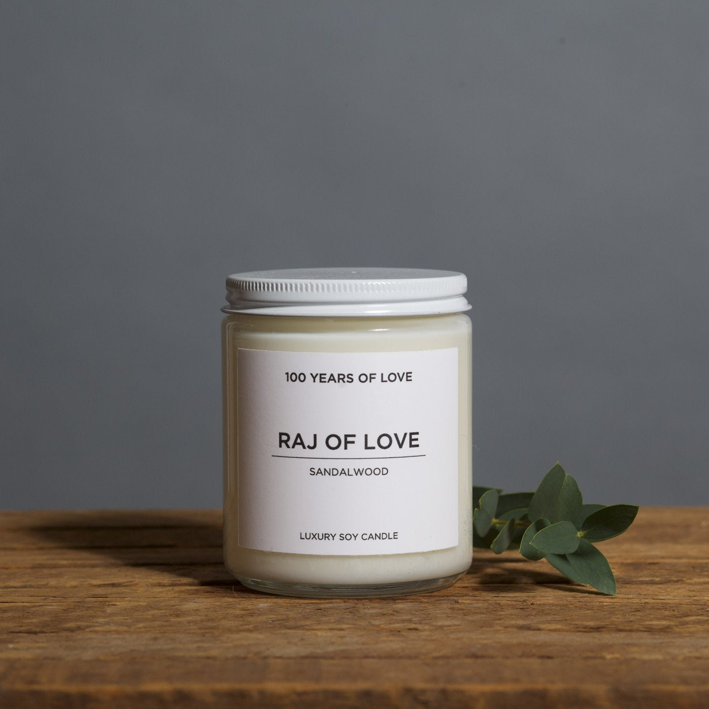 100 Years of Love Candles