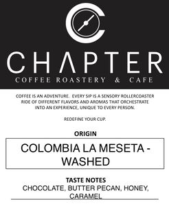 Colombia La Meseta Washed