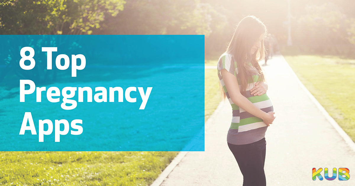 8 Top Pregnancy Apps