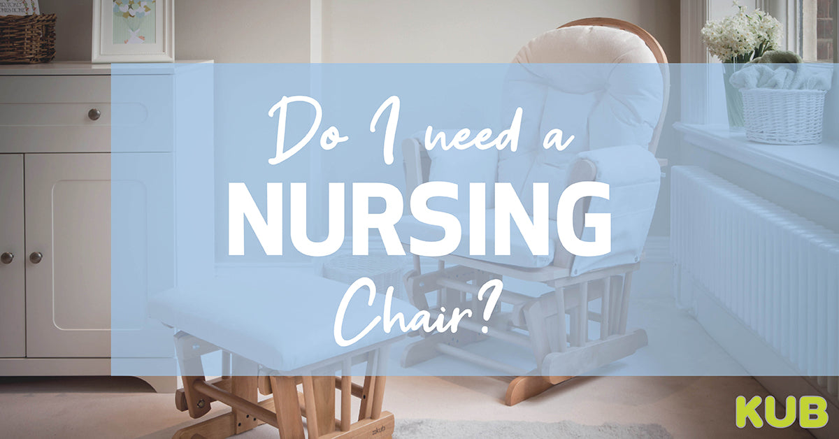 What is a Nursing Chair and Do I Need One?